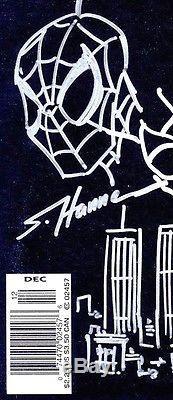 Amazing Spider-man #36 V2 Cgc 9.8 Ss Stan Lee Romita Sr Jr S. Hanna Sketch 9/11