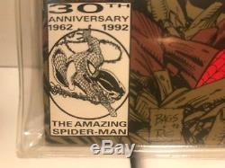 Amazing Spider-man 375 Extremely RARE Factory Sealed pack Venom (CGC, CBCS)
