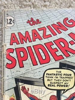 Amazing Spiderman #1 Fair 1.0 not CGC