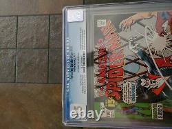 Amazing Spiderman 101 CGC 8.5