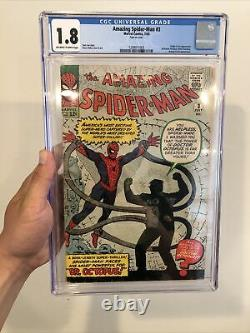 Amazing Spiderman 3 First Appearance Of Doctor Octopus