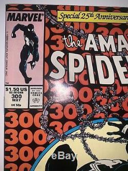 Amazing Spiderman #300