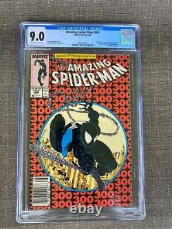 Amazing Spiderman 300 CGC 9.0