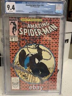Amazing Spiderman #300 CGC 9.4