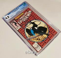 Amazing Spiderman #300 Cgc 9.8 W. P. (1988) Origin & 1st App Of Venom
