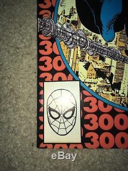 Amazing Spiderman 300! First Venom! Mcfarlane Art! CGC It