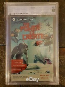 Amazing Spiderman #4 1st Silk, Cindy Moon 110 Ramos variant CBCS 9.8 NOT CGC