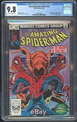 Amazing spider man 238 Marvel 1983 Cgc 9.8 1st app of the Hobgoblin