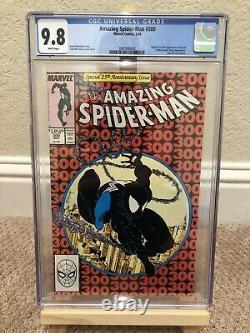 Amazing spider-man 300 cgc 9.8