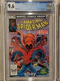 Amazing spiderman 238 cgc 9.6. 1st Hobgoblin