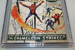 CGC 5.0 Amazing Spider-Man #1 1963 1st App Chameleon & Jameson Stan Lee Ditko B1