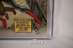 Marvel Amazing Fantasy #15 1st Appearance Spiderman Major Key CGC 1.0