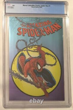 RARE Amazing Spider-man 300 Chromium CGC 9.8 Todd McFarlane A HOLY GRAIL