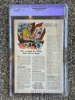 Silver Age Comic Lot Amazing Spider-Man #14 1st Goblin H@T KEY CGC 3.5 CBCS PGX