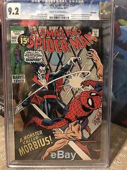 The Amazing Spider-Man #101 CGC 9.2 Savannah Collection