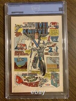 The Amazing Spider-Man #129 CBCS 5.0 VG/FN 1st Punisher Feb 1974 Marvel Like CGC