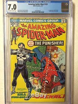 The Amazing Spider-Man #129 CGC 7.0