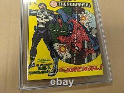 The Amazing Spider-Man #129 CGC 9.6 1st PUNISHER (Feb 1974)