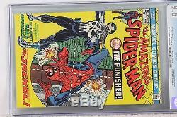 The Amazing Spider-Man #129 CGC 9.6 Key 1st appearance Punisher & Jackal (1974)