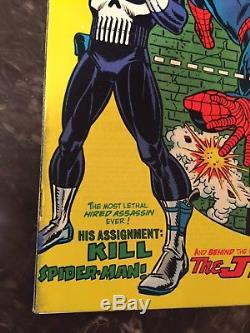 The Amazing Spider-Man #129 (Marvel) First Punisher. High Grade. CGC Ready