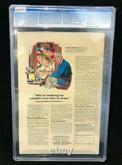 The Amazing Spider-Man #50 8.5 CGC Certified #0236711002