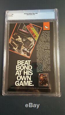 The Amazing Spider-man 300 Cgc 9.8 5/88 1st App Of Venom