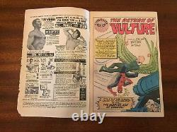 The Amazing Spider-man #7 2nd Appearance Vulture Sharp Copy CGC Ready